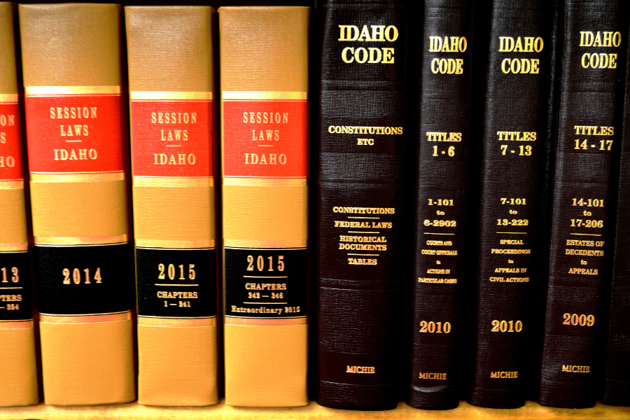 Idaho state dating laws